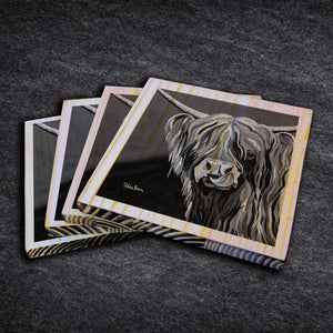 Heather McCoo The Noo - Timber Coasters
