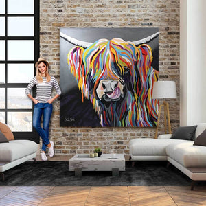 Heather McCoo - XXXXL Canvas Print