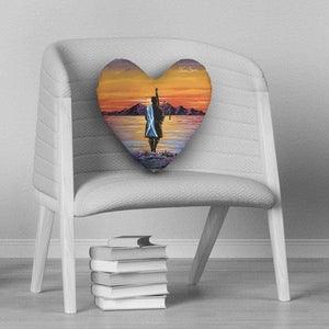 Home - Heart Cushion