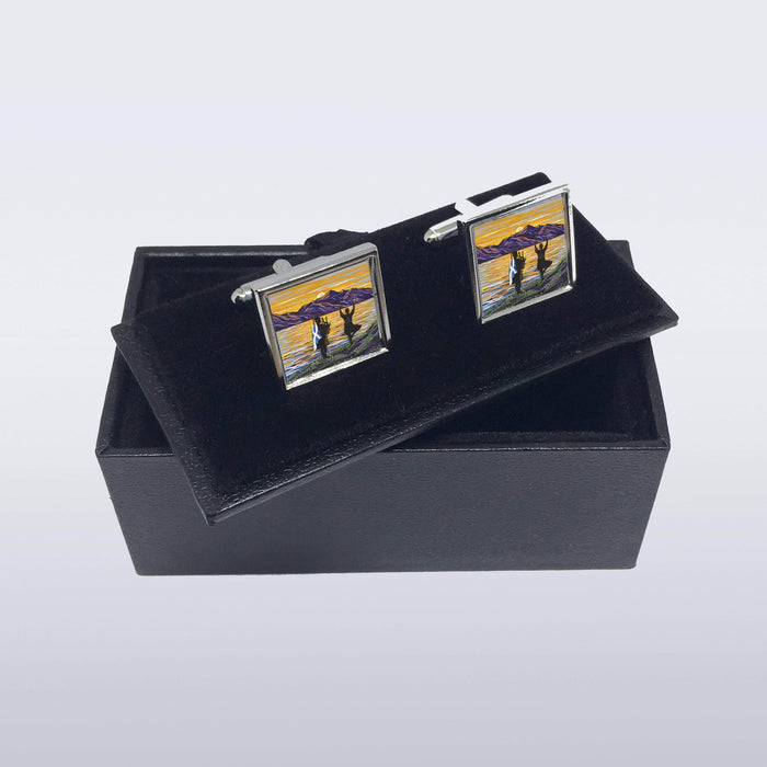 Home Too - Cufflinks