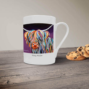 Huey McCoo - Bone China Mug