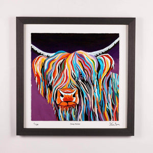 Huey McCoo - Framed Limited Edition Floating Prints
