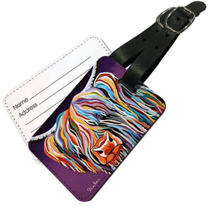Huey McCoo - Luggage Tag