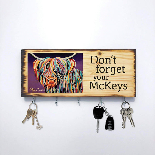 Huey McCoo - McKey Holder