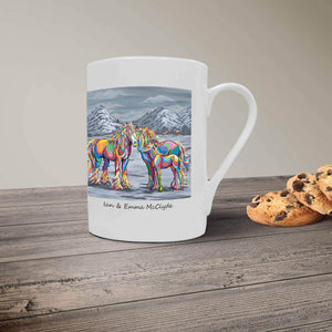 Ian & Emma McClyde- Bone China Mug