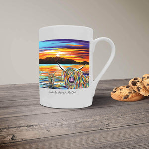 Isla & Arran McCoo - Bone China Mug