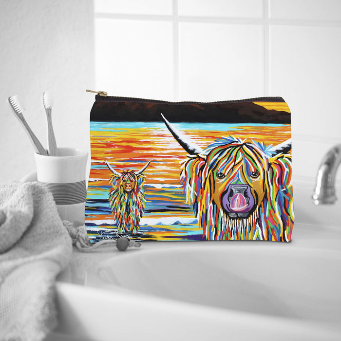 Isla & Arran McCoo - Cosmetic Bag