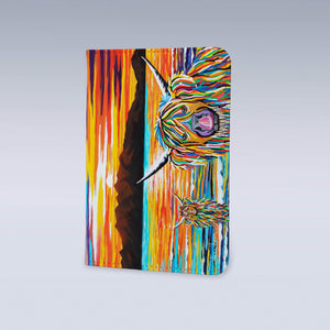 Isla & Arran McCoo - Passport Cover