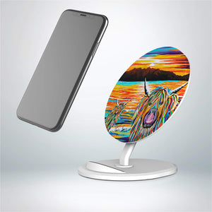 Isla & Arran McCoo - Wireless Charger