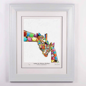 Isobel & Moira McZoo - Platinum Limited Edition Prints