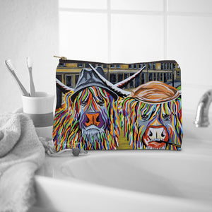 Jack & Victor McCoo - Cosmetic Bag