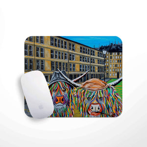 Jack & Victor McCoo - Mouse Mat