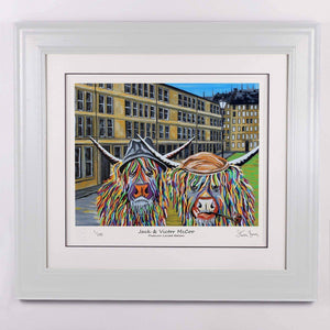 Jack & Victor McCoo- Platinum Limited Edition Prints