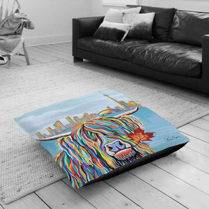 James McCoo - Floor Cushion