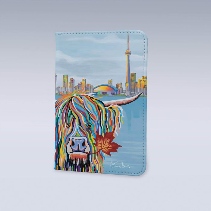 James McCoo - Passport Cover