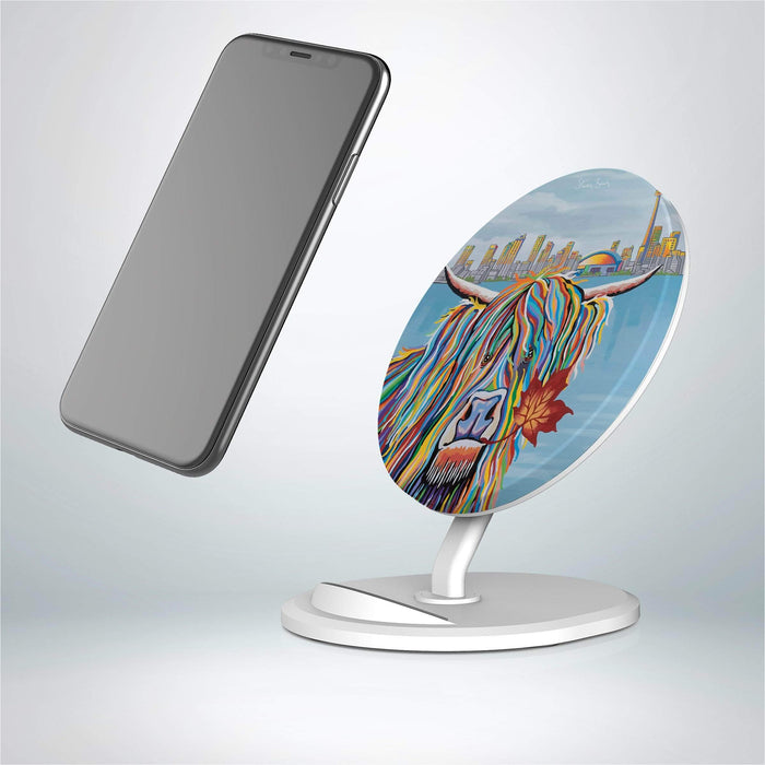 James McCoo - Wireless Charger