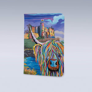 Janet McCoo - Passport Cover