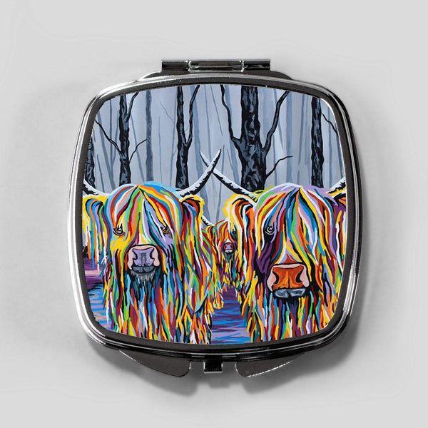 Jean & Bob McCoo and The Bairn - Cosmetic Mirror
