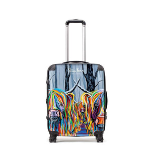 Jean & Bob McCoo and The Bairn - Suitcase