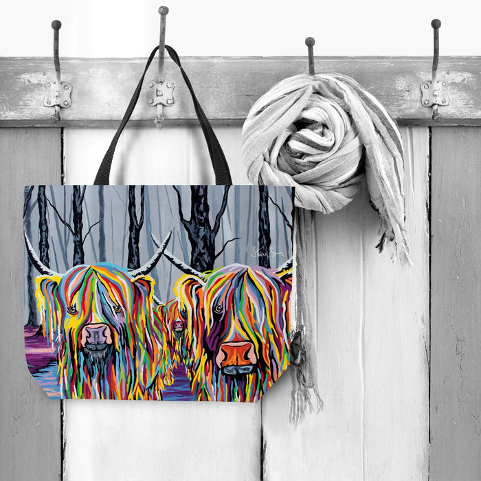 Jean & Bob McCoo and The Bairn - Tote Bag