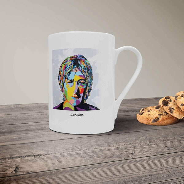 John Lennon - Bone China Mug