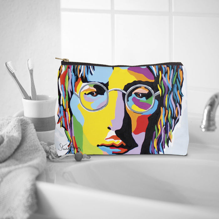 John Lennon - Cosmetic Bag