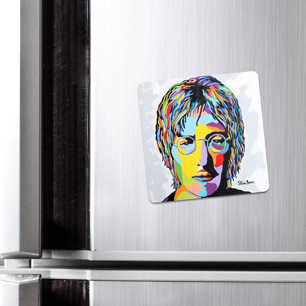 John Lennon - Fridge Magnet