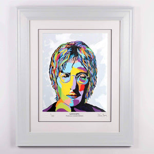 John Lennon - Platinum Limited Edition Prints