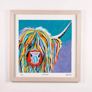 Katie McCoo - Framed Limited Edition Floating Prints