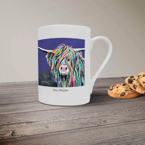 Kev McCoo - Bone China Mug