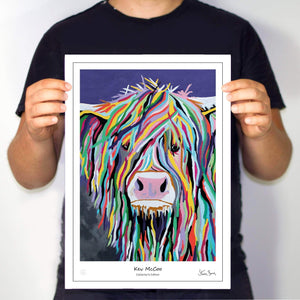 Kev McCoo - Collector's Edition Prints