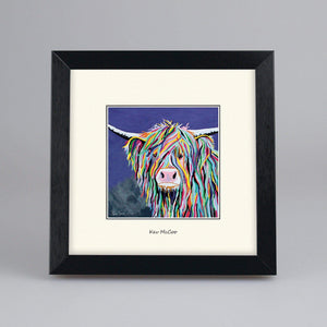 Kev McCoo - Digital Mounted Print