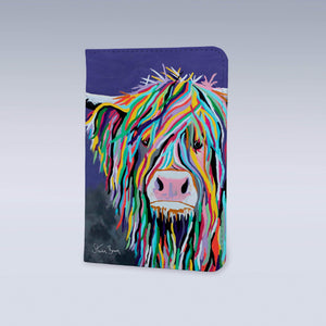 Kev McCoo - Passport Cover