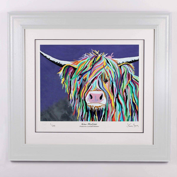 Kev McCoo - Platinum Limited Edition Prints