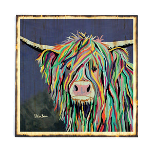 Kev McCoo - Timber Print