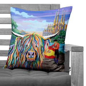 Kyle McCoo - Faux Suede Cushions