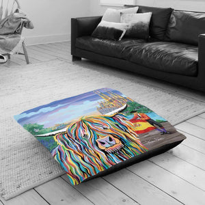 Kyle McCoo - Floor Cushion