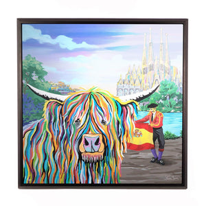 Kyle McCoo - Framed Limited Edition Aluminium Wall Art