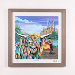 Kyle McCoo - Framed Limited Edition Floating Prints