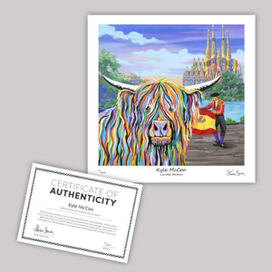 Kyle McCoo - Mini Limited Edition Print