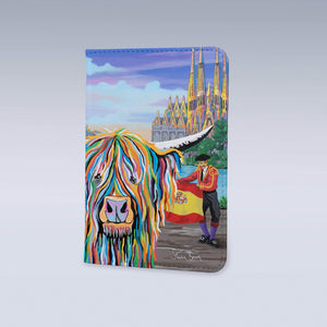 Kyle McCoo - Passport Cover
