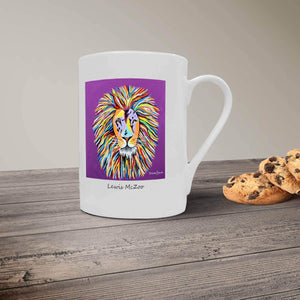 Lewis McZoo - Bone China Mug