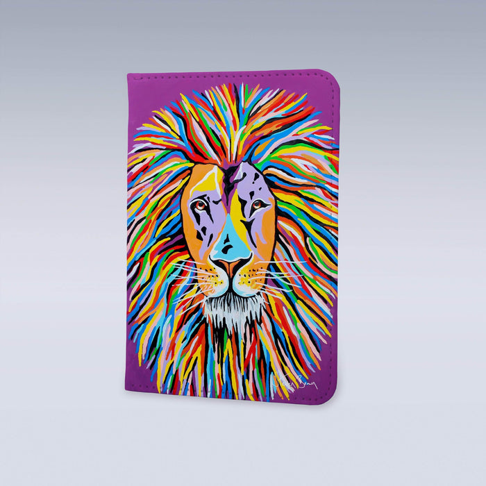 Lewis McZoo - Passport Cover