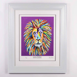 Lewis McZoo - Platinum Limited Edition Prints