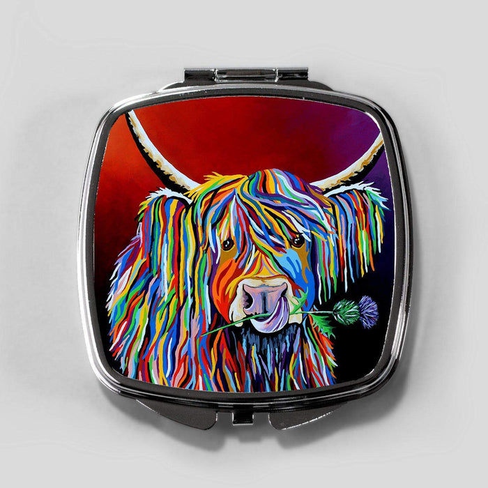 Lizzie McCoo - Cosmetic Mirror