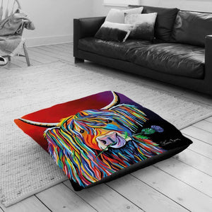 Lizzie McCoo - Floor Cushion