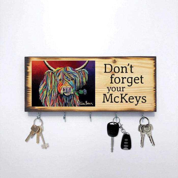 Lizzie McCoo - McKey Holder