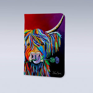 Lizzie McCoo - Passport Cover