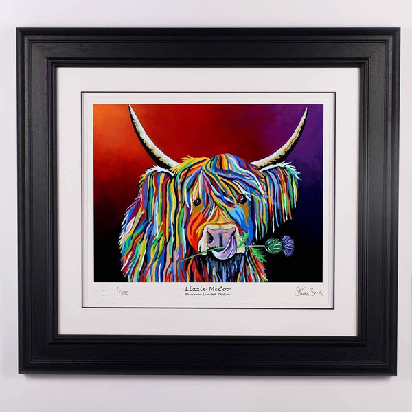 Lizzie McCoo - Platinum Limited Edition Prints