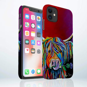 Lizzie McCoo - Snap Phone Case